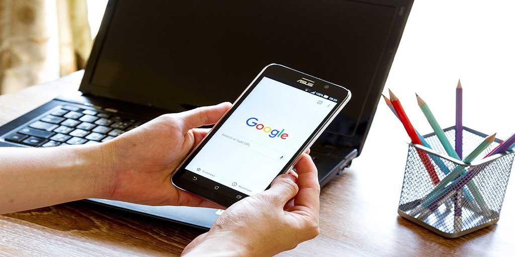 Google Chrome Mobile FinTech App