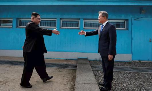 Korea Peace on Blockchain HUB Consulting